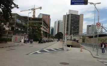 estacionamento terminal pinheiros estacionamentos da CET
