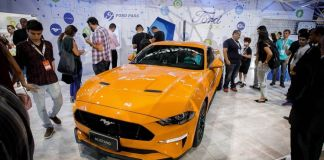 ford novo Mustang