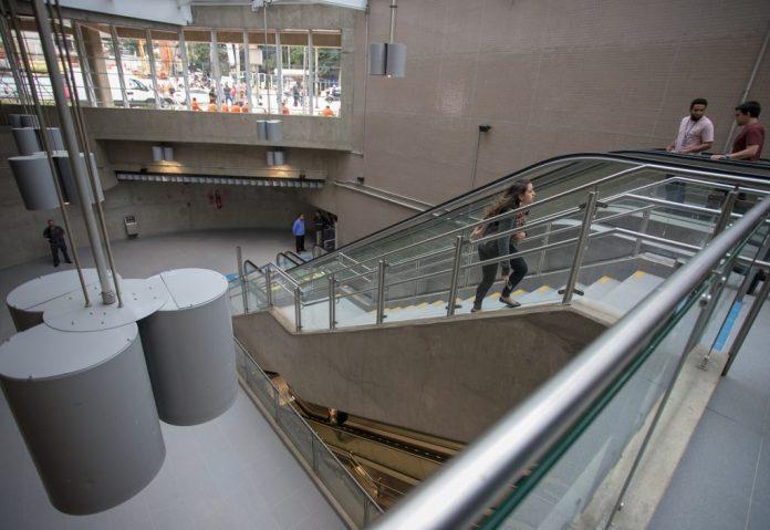 Escadas Oscar Freire