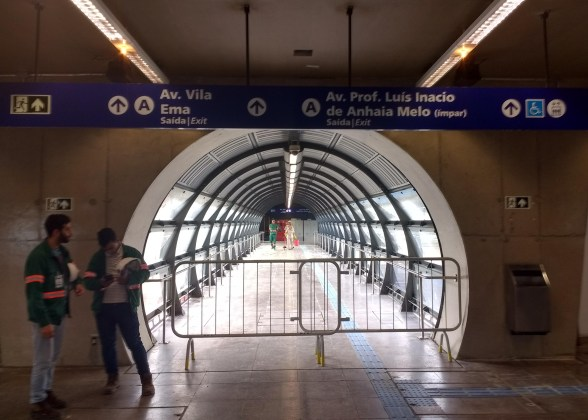 acesso avenida vila ema camilo haddad