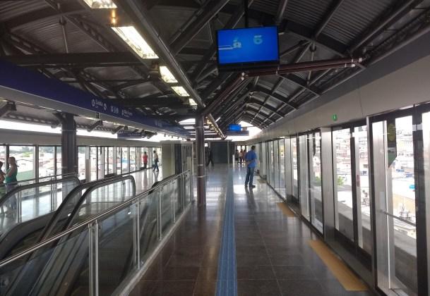 portas de plataforma tolstói