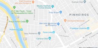 107T/10 Rua Chopin Tavares de Lima