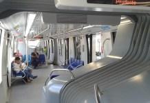 Monotrilho Vila Prudente Linha 15-Prata Funcionamento