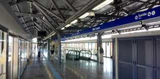 Estação São Lucas Monotrilho Linha 15-Prata