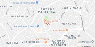 Rua João Antunes Carvalho Lauzane Paulista