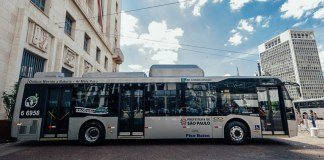 elétricos byd novos ônibus