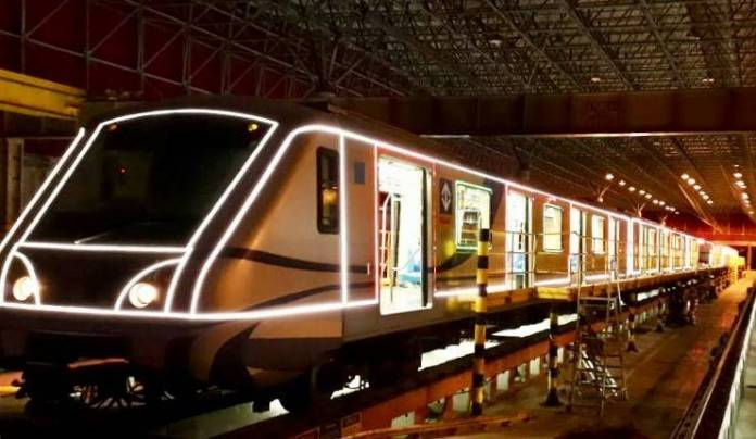 trem natalino linha 3-vermelha