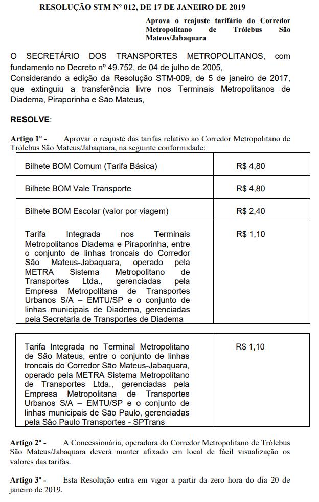 resolução corredor abd