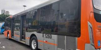 Vila Leopoldina cidade universitária ônibus