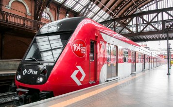 Fuvest Domingo Intervalos Sistema Metropolitano Novo trem Linha 7 Novos trens