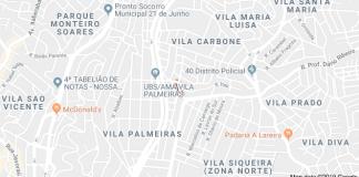 Rua Silvestre Gonçalves Limão