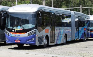 Ônibus da Metra Trânsito Urbano