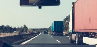 Segurança para caminhoneiros