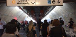 Túnel Consolação Paulista