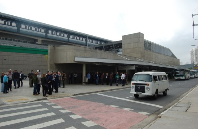 Terminal Vila Prudente Sul