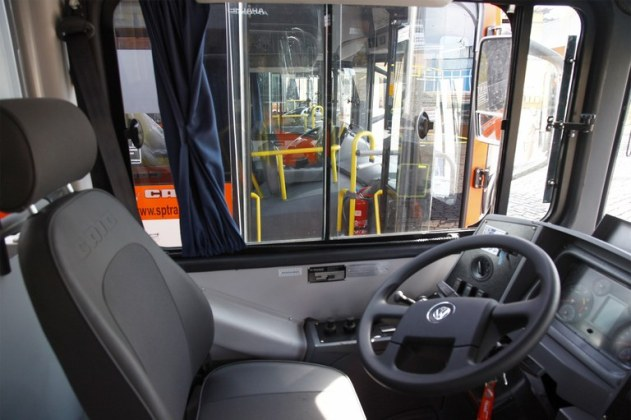 Transcap motorista