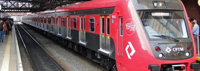 Novos trens para a Linha 7-Rubi