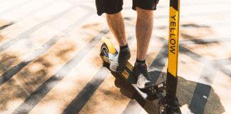 Patinete da Yellow Patinetes elétricos