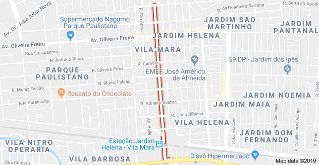 Rua São Gonçalo do Rio das Pedras