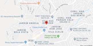 Acidente na Estrada de Itapecerica