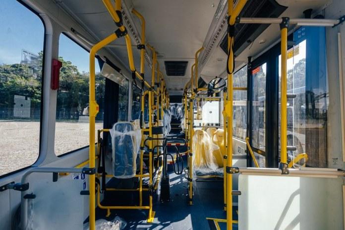 Ônibus Santa Brígida Pagamento por aproximação