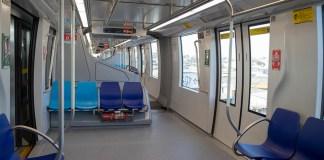 Estação Jardim Planalto Monotrilho Linha 15-Prata