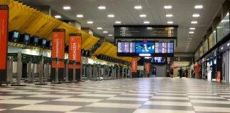 Iluminação Aeroporto de Congonhas