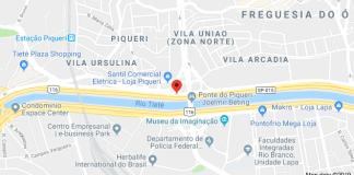 Marginal Tietê Ponte do Piqueri