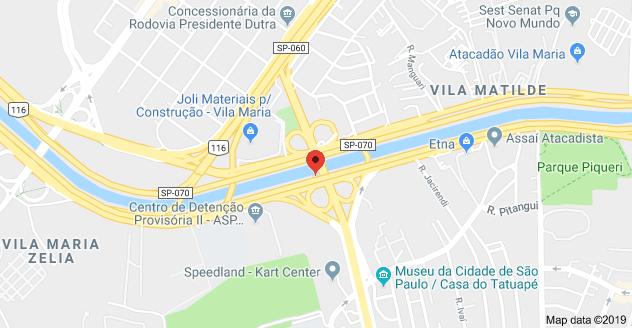 Marginal Tietê Ponte do Tatuapé