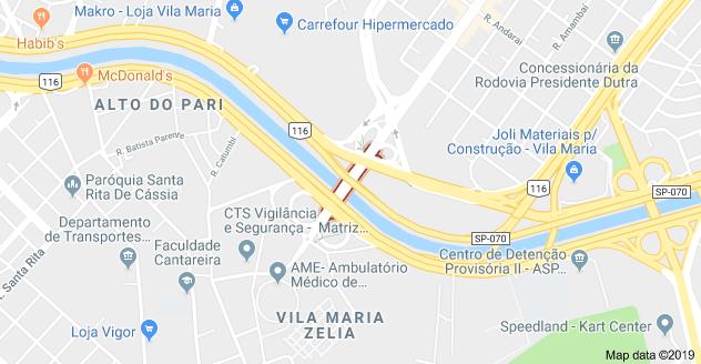 Ponte da Vila Maria