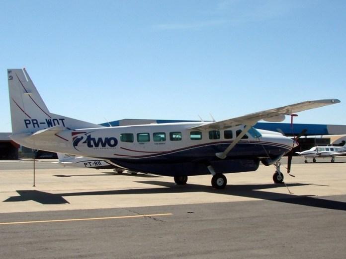 Avião da TwoFlex