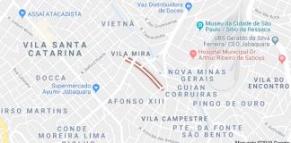 Rua Camilo Carrera