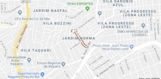 Rua Vitor José de Castro