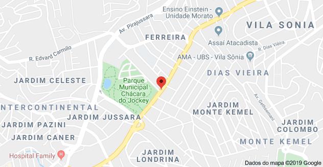 Avenida Professor Francisco Morato 5100