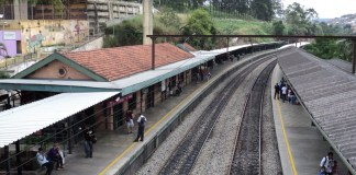 Estação Perus da Linha 7-Rubi