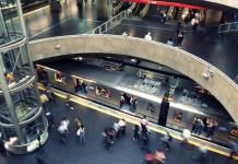 Estação Sé do Metrô Linha 1-Azul Linha 3-Vermelha