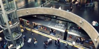 Estação Sé do Metrô Linha 3-Vermelha