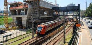 Linha 9-Esmeralda Obras