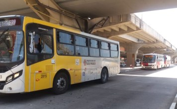 Obras Terminal Itaquera