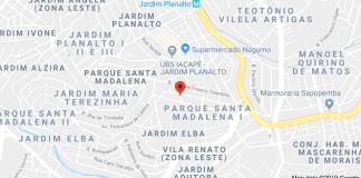 Rua Professor Fonseca Lessa no Madalena