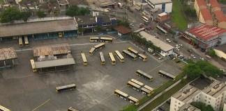 Ônibus da Viação Metrópole Paulista
