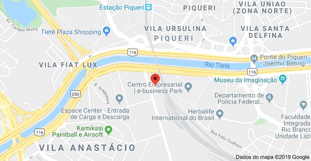 Obras Avenida Raimundo Pereira de Magalhães