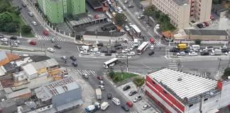 Capotamento Avenida Itaquera
