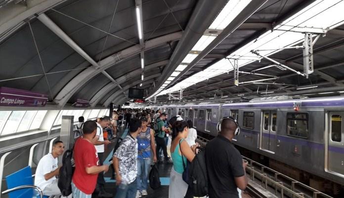 Estação Campo Limpo Linha 5