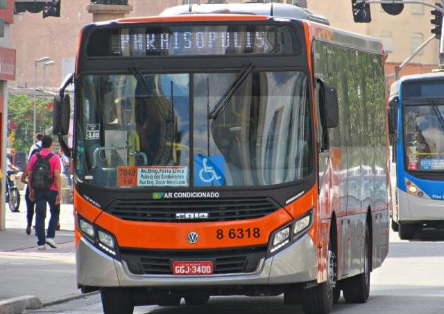 Linha 7040 Paraisópolis