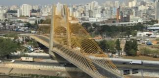 Ponte Estaiada da Marginal Tietê