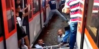 Trem com falha na Linha 12-Safira