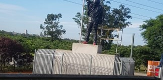 Estátua Rodovia Ayrton Senna