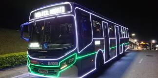 Ônibus natalinos