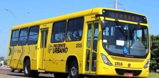 Passagem de ônibus em Presidente Prudente